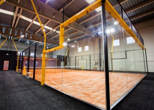 Panoramic Padel Indoor Court